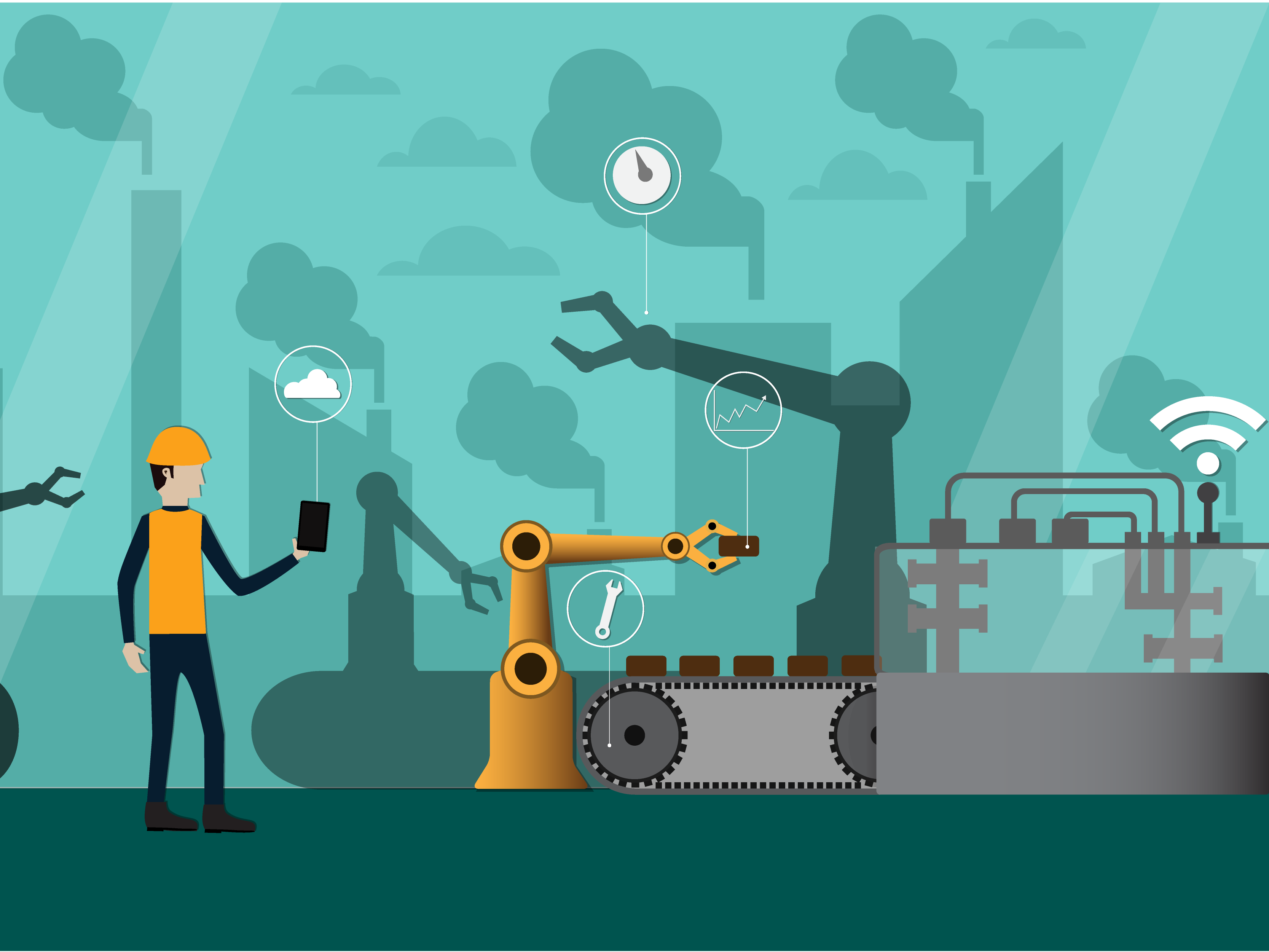 What are the Possible Risks of Adopting IIoT Solutions?
