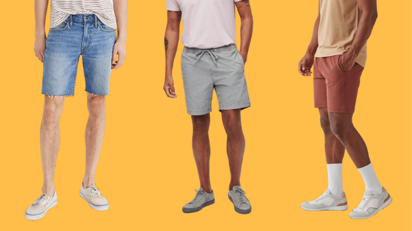 How to Wear Shorts: Tips and ideas