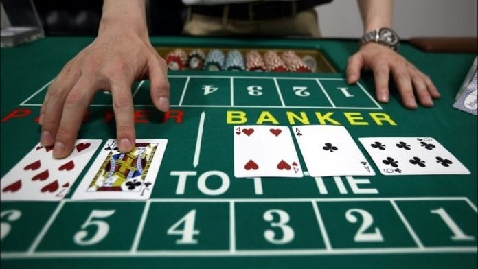 The Game of Baccarat
